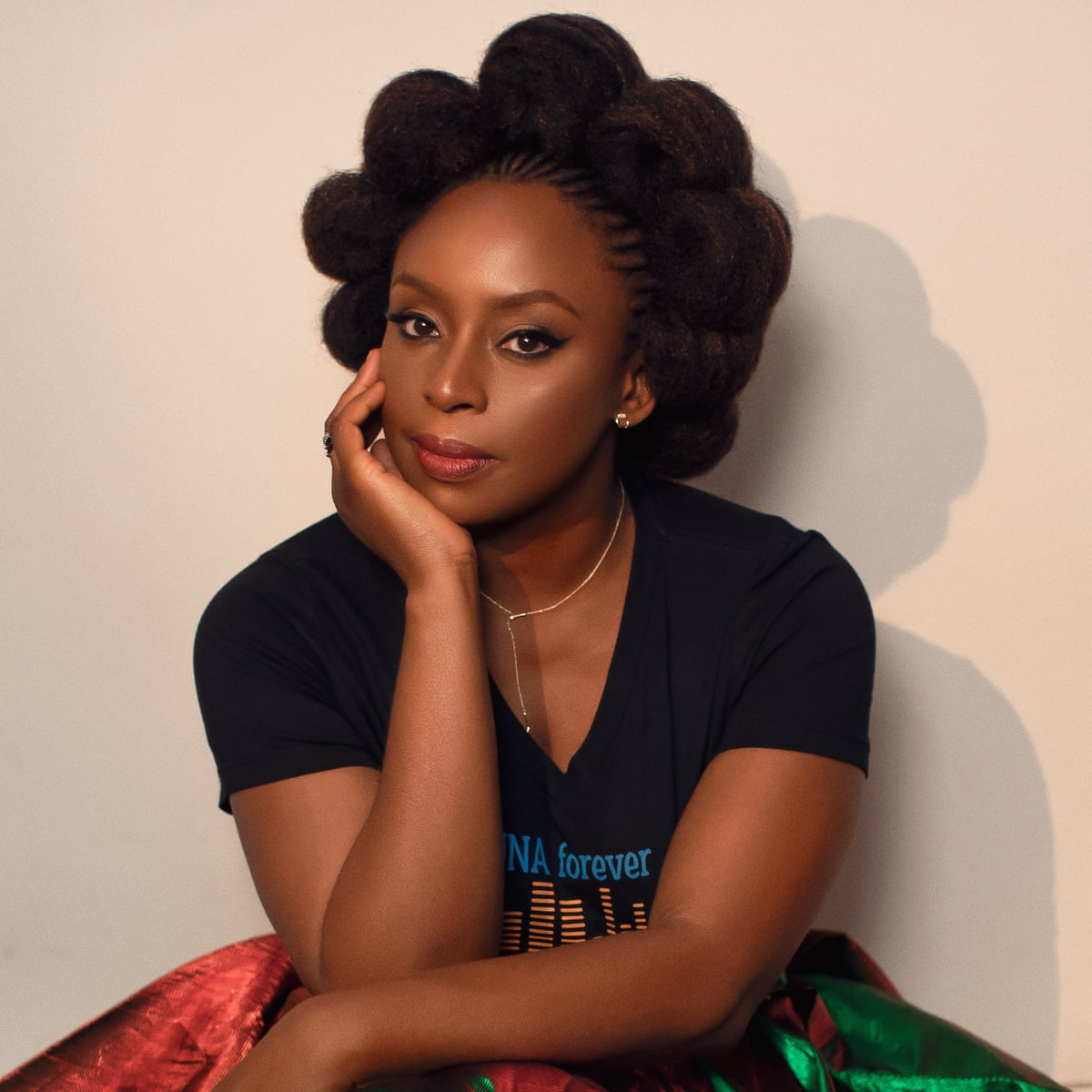 Chimamanda Adichie A Woman To Look Up To